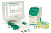 Automated Electrophoresis System Experion: RNA-, DNA- und Protein-Analytik