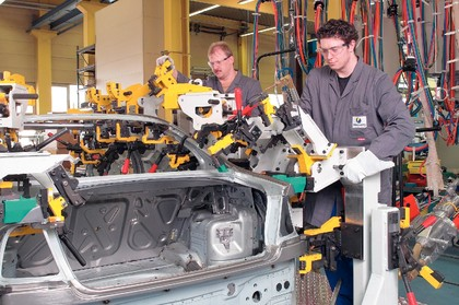 Produktionssysteme: Den Überblick behalten