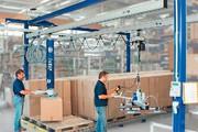 Krananlagen aus Aluminium: Geht ganz leicht