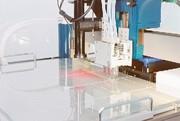 Arrayprinter Nano-Plotter: Piezoelektrisch dosieren
