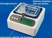 Micro-Array-Handling: Mykotoxine in Tierfutter