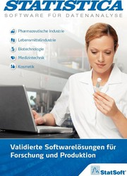 Kataloganzeige: Kataloganzeige StatSoft (Europe)