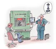 Additive Fertigung: Zukunftsvisionen für  die Additive Fertigung