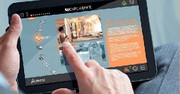 3D-Ergebnis-Plattform: Fahrgefühl am Modell