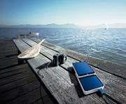 Mobile Solarzelle: Für Unterwegs