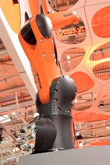 Kleinroboter: Kleinroboter: Klein und schnell