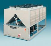 ACZC-Baureihe: Alternativen bei luftgekühlten Kaltwassersätzen