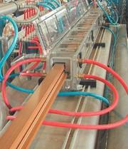 WPC auf PVC-Basis: WPC-Mischen is possible