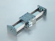 Linearmotorsystem-Baureihe LMS E2: Linearmotorsystem: Effizienz zum Quadrat