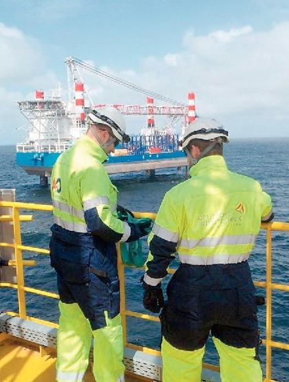 Offshore Instandhaltung Vertrag Geschlossen Scope Online