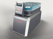 Laser-Partikelmessgeräte ANALYSETTE 22: Neuer AutoSampler: Automatisierung von Partikelmessungen