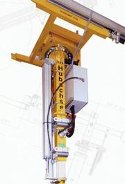 Handhabungstechnik: Balancer: Stabile Achse