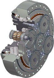 Präzisionsgetriebe Serie Fine Cyclo UA: Präzisionsgetriebe: Spielfrei übertragen