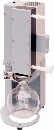 Emissionskondensator Peltronic: Emissionskondensation ohne Kühlmittelverbrauch, ohne Wasserschäden