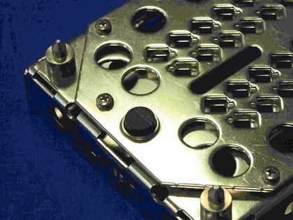 Werkstücksträgersysteme: Werkstückträgersysteme: Ultra-Präzision