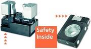 Greifer GEH8000: Greifer: Sicherheit muss sein