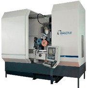 5-Achsen-Schleifmaschine: Riesig Schleifen