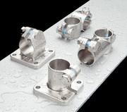 Klemmverbinder Robust Clamps: Klemmverbinder: Hält Lastwechsel aus
