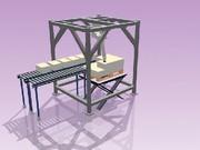 Palettierroboter: Palettierroboter: Pakete von oben saugen