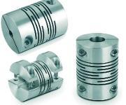 Antriebstechnik: Federstegkupplung: Axial flexibel