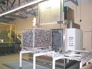 Teilewaschanlagen: Kurzer Prozess