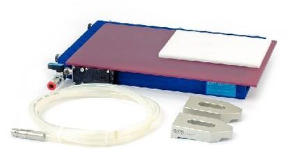 Schlitz-Vakuumspannplatten: Schlitz-Vakuumspannplatten: Halten mit Schlitz