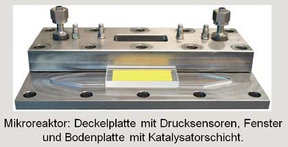 Micro-Components: Neue Vornorm zur Ex-Sicherheit von Mikroreaktoren: DIN SPEC 12981
