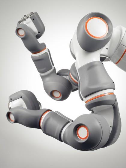 Roboterkonzept: Roboterkonzept: Kopfloser Kollege