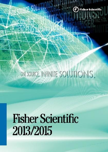 Labortechnik: Zwei fürs Labor: Fisher Scientific Laborkatalog 2013-2015 und der Katalog Laborchemikalien