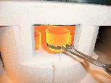 Muffelofensystem pyroFast: Schneller Trocken- und Glührückstand