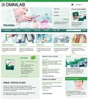 Die Internet-Adresse des Monats (September): OMNILAB-LABORZENTRUM GmbH & Co. KG
