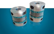 Metallbalgkupplungen: Kleiner und leichter