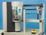 Tensiometer K100SF: Reihen-Benetzungsmessung  von Natur- und Kunstfasern