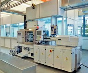 Reinraum für Kunststoffindustrie: Mikro-Spritzgießen im Reinraum