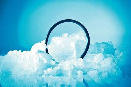 O-Ringe: Dichten bei Extremkälte