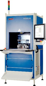 WS-AT: Laser-Schweißzelle: Laser leistet