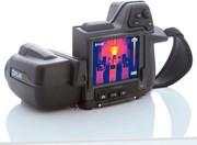 Wärmebildkamera T400-Serie: Wärmebildtechnik für erfahrene Nutzer und Einsteiger: Ergonomie, Leistung, Kommunikation