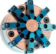 Spannwerkzeug KFG-90/8: Acht kleine Backen