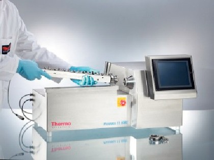 Extruder Pharma 11: Doppelschnecken-Extruder
