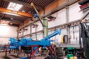 Industriebau + Gebäudetechnik: Zwischen Sonne und Erde