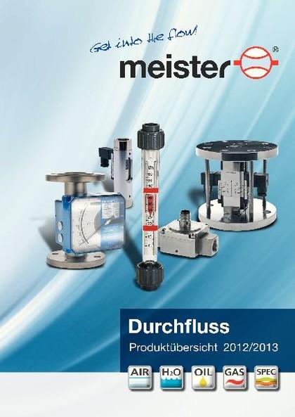 Kataloge: Meister Strömungstechnik GmbH