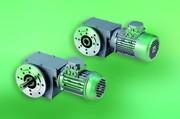 IE3-Kleingetriebemotoren: