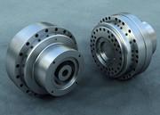 Reduziergetriebe: Kompakte Bauform