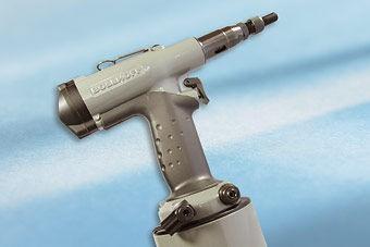 Setzwerkzeug P3007: Für beste Nieten