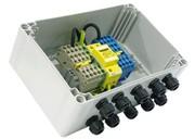 Generatoranschlusskasten: Schützt Wechselrichter