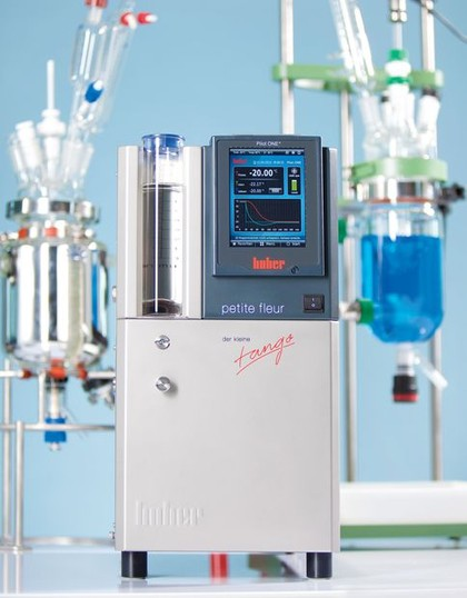 Touchscreen-Regler Pilot One: Temperaturkontrolle im Labor