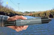 Gewässerüberwachung: Registrierung des Sauerstoffgehaltes