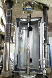 Hochtemperaturbeständige Gasfedern: Dynamischer Hitze-Test
