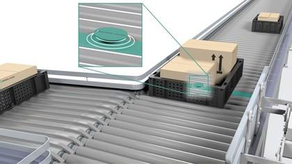 RFID-System: Erkennt vorbeirasende Daten