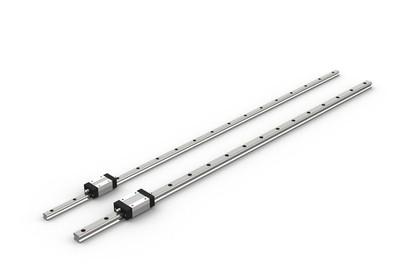 Stahl-Linearführungen: Leichte Bewegung